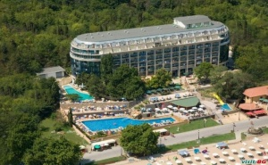 Last Minute Лятна Почивка 2019, Ultra All Inclusive с Включен Плаж от 23.08 в Хотел Калиакра Палас, Зл. Пясъци