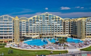 All Inclusive от 25.08 на Първа Линия до Плажа в Слунчев Бряг, Оферта от Хотел Виктория Палас
