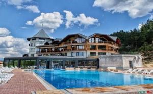 Почивка в Топ Спа Хотел в с. Баня до Банско, Оферта за Двама Полупансион Уикенд в Хот Спрингс Медикъл и Спа