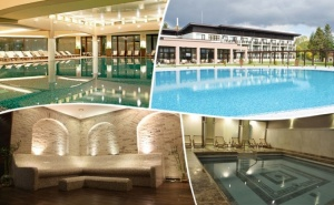 Уикенд в Спа Хотел <em>Белчин</em> Гардън, с. <em>Белчин</em> Баня! 1 или 2 Нощувки на човек със Закуски + Минерален Басейн и Спа Пакет