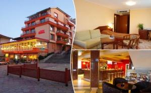 Нощувка на човек със Закуска или Закуска и Вечеря в Хотел Елена, Велико Търново