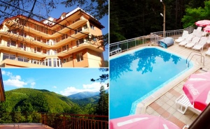 Лято в Хотел <em>Костенец</em>! Нощувка, Закуска, Обяд* и Вечеря + 2 Басейна, Джакузи и Спа!