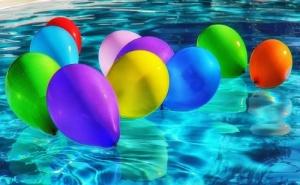 2 Часа Детски Рожден Ден за до 10 Деца + Меню и Ползване на Басейн от Хотел Боряна, кв. Крайморие в <em>Бургас</em>!