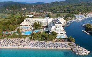 5 дни за двама със закуска от 09.09 в Porto Carras Meliton Hotel
