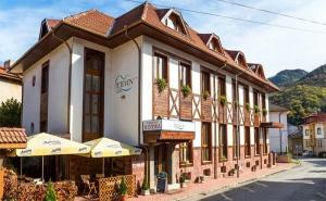 Септемврийски Празници в Тетевен! 2 или 3 Нощувки за Двама със Закуски, Обеди* и Вечери + Сауна и Тенис на Маса в Хотел Тетевен!
