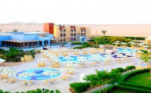 Почивка в Египет! Самолетен Билет + 7 Нощувки на човек на База All Inclusive + Басейни в Хотел Lemon & Soul Garden Makadi, <em>Хургада</em> от Караджъ Турс