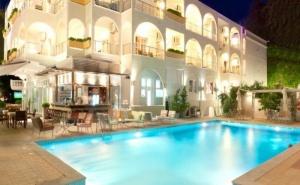 Цена с 20 % Отстъпки за Ранни Записвания в Kronos Hotel Platamoans - <em>Олимпийска Ривиера</em> за Една Нощувка на човек, Закуска, Басейн и Безплатен Интернет/ 16.09.2019 - 26.09.2019