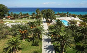 5 дни за двама със закуска и вечеря от 18.09 в Kassandra Palace Hotel & Spa