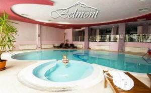 2, 3 или 5 нощувки на човек със закуски и вечери + басейн и СПА в хотел Белмонт ****, Пампорово