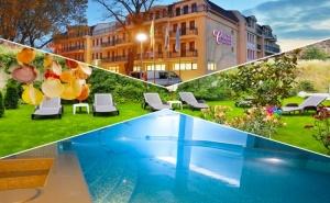 Септемврийски Празници в Хотел си Комфорт, <em>Хисаря</em>! 3 или 4 Нощувки за Двама със Закуски + Минерален Басейн и Релакс Пакет