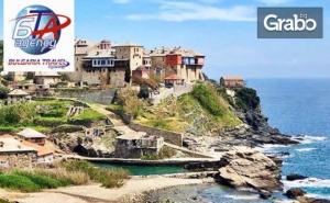 През Октомври до Солун и <em>Кавала</em>! 2 Нощувки със Закуски, Плюс Транспорт и Възможност за Остров Тасос