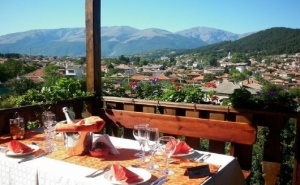 Септември в Хотел Панорама, <em>Калофер</em>! Нощувка на човек със Закуска и Вечеря