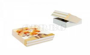 Красива Сгъваема Кутия за Подаръци