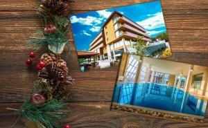 Коледа в Каталина Спа Ризорт 4*, Цигов Чарк! 3 Нощувки на човек със Закуски, Обеди и Вечери + Празничен Куверт, Топъл Басейн и Спа Пакет
