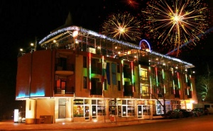 Нова Година в Хотел Амбарица, <em>Горна Оряховица</em>! 2 или 3 Нощувки на човек със Закуски и Празнична Вечеря + Басейни и Релакс Пакет
