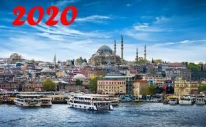 Нова Година в <em>Истанбул</em>! 3 Нощувки на човек със Закуски + Транспорт + Новогодишна Гала Вечеря на Яхта по Босфора от Караджъ Турс