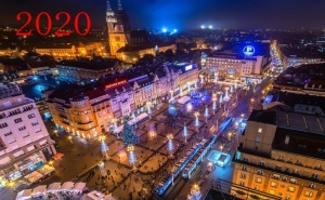 Нова Година в <em>Загреб</em>, Гърция! Транспорт, 3 Нощувки със Закуски и Вечери, Едната Празнична от Караджъ Турс