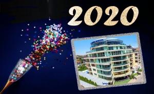 Нова Година в <em>София</em>! Нощувка на човек със Закуска + Празнична Вечеря в Бест Уестърн Хотел Европа****
