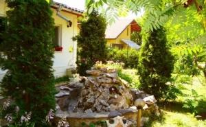 Нощувка за 9 Човека + Трапезария и Барбекю в Къща Дискрет в <em>Рибарица</em>