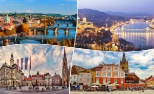 Предколедна Екскурзия до Прага и <em>Будапеща</em>! Транспорт, 3 Нощувки със Закуски на човек от Та България Травъл