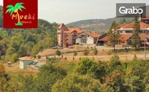 Нова Година в Сръбския Курорт Пролом Баня! 2 Нощувки със Закуски и Празнични Вечери в Garetov Konak Spa & Wellness