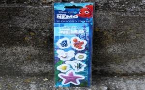 Детски 3D Стикери Finding Nemo