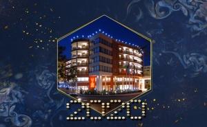 Нова Година в <em>Несебър</em>! 2 или 3 Нощувки на човек със Закуски и Празнична Вечеря в Хотел Виго****