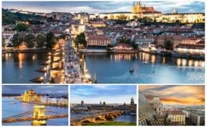 Екскурзия до Прага, Дрезден, Виена и Будапеща 2020! Транспорт, 4 Нощувки на човек със Закуски и Водач  от Та Болгериан Холидейс <em>Китен</em>