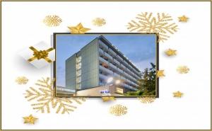 Коледа в Хотел Аугуста, <em>Хисаря</em>! 3 Нощувки за Двама, Трима или Четирима със Закуски и Вечери + Забавна Програма Всяка Вечер + Басейн и Релакс Пакет