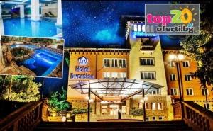 5* Есен! Нощувка със Закуска и Вечеря + Минерални Басейни и Спа Пакет в Спа Хотел Двореца 5*, Велинград, на Цени от 62.40 лв. на човек