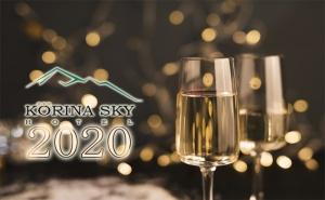 Нова Година в <em>Банско</em>! 3 или 4 Нощувки на човек със Закуски и Вечери - Едната Празнична в Хотел Корина Скай