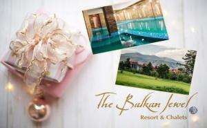 Коледа до Банско! 2 или 3 нощувки + по желание закуски и вечери + басейн и СПА в Балканско Бижу апартхотел****