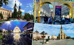 Нова Година 2020 в <em>Белград</em>, Сърбия! Транспорт, 3 Нощувки на човек със Закуски и Вечери, Едната от Които Празнична от Та Албатрос Турс