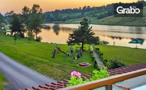 Почивка в Еленския Балкан - на Брега на Язовир Палици! Нощувка със Закуска, Вечеря и Възможност за Риболов