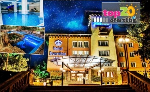 5* Есен! Нощувка със Закуска и Вечеря + Минерални Басейни и Спа Пакет в Спа Хотел Двореца 5*, Велинград, на Цени от 67.50 лв. на човек