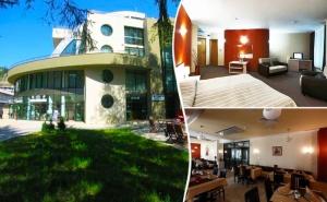 8 Декември в Хотел Евридика, Девин. 2 нощувки на човек със закуски и вечеря + възможност за ползване на минерален басейн само за 65 лв.