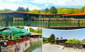 Почивка в Сливенския Балкан - <em>Котел</em>! Нощувка, Закуска, Обяд и Вечеря само за 29.50 лв. в Хотел-Механа Старата Воденица