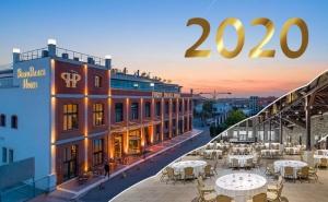 Нова Година в Хотел Porto Palace****, <em>Солун</em>, Гърция! 3 Нощувки на човек със Закуски, Вечери по Избор + Новогодишна Гала Вечеря