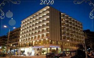 Нова Година от Хотел Oceanis*** в <em>Кавала</em>, Гърция! 2 или 3 Нощувки на човек със Закуски и Вечери + Една Гала Вечеря с Жива Музика и Неограничена Консумация на Алкохол и Безалкохолни  ...