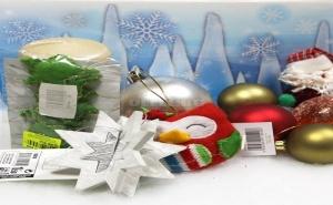 Изгодно 100 Броя Коледни Продукти Лот 54