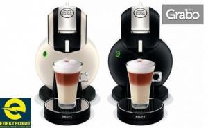 Кафемашина Krups Dolce Gusto Melody 3 KP2201, в цвят по избор