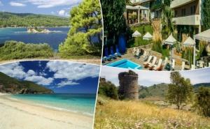 Ранни Записвания за Екскурзия до Остров Евия, Гърция 2020! 7 Нощувки на човек със Закуски, Вечери + Транспорт от Та Трипс Ту Гоу