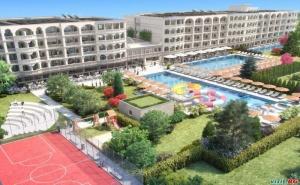 Лятна Почивка в Изцяло Нов Хотел, All Inclusive с Чадър на Плажа до 04.07 в Хотел Белведере, Приморско