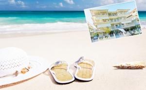 Ранни Записвания за Лято 2020 на 100 М. от Плажа в <em>Паралия Катерини</em>! Нощувка със Закуска за Двама на Супер Цени в Хотел Ouzas