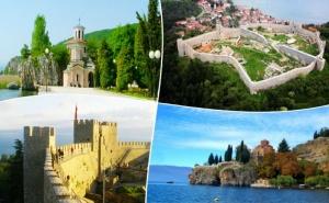 Мини Почивка в <em>Охрид</em>, Македония! 5 Нощувки със Закуски и Вечери на човек + Транспорт от Та Поход