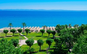 5 дни за двама All Inclusive през юни в Bomo Platamon Cronwell Resort
