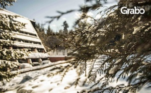 През Януари и Февруари в Боровец! Нощувка със Закуска и Възможност за Вечеря, Плюс Сауна