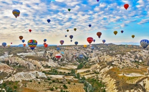 Екскурзия до Анкара, Кападокия и Истанбул, Турция! 4 Нощувки на човек със Закуски Плюс Транспорт от Та Далла Турс