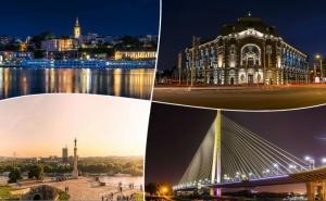 За 8-Ми Март в Белград, Сърбия. 2 Нощувки на човек със Закуски +Транспорт от Та Болгериан Холидейс <em>Китен</em>