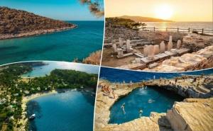 Почивка на Остров <em>Тасос</em>, Гърция. 5 Нощувки на човек със Закуски и Вечери +Транспорт от Та България Травъл